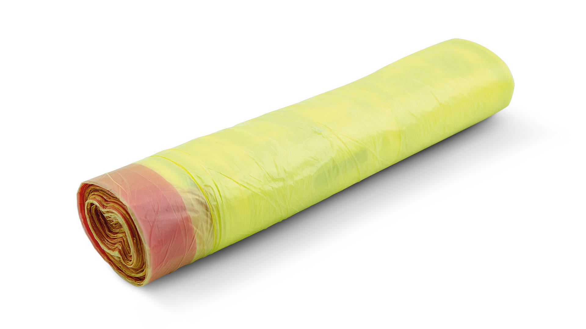 Wertstoffsäcke Gelber Sack Gelbe Säcke