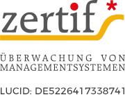 Zertif Iso Zertifikat Managementsysteme